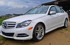 Mercedes Benz C300 4matic 2013 White