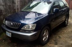 Lexus RX 300 2001 Blue for sale