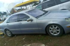 Mercedes Benz S430 2001 Silver For Sale