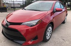 2018 Toyota Corolla LE for sale