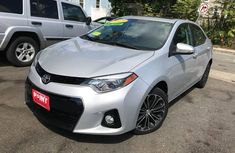 2015 Toyota Corolla S Premium for sale