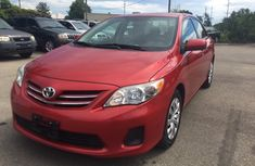 2013 Toyota Corolla for sale