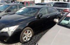 Clean Lexus IS 2007 Black