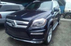 Mercedes-Benz GL Class GL550 4MATIC 2013 Blue