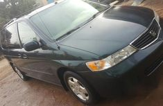 Honda Odyssey 2000 Green For Sale