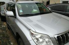 Toyota Land Cruiser Prado Txl 2013 Silver