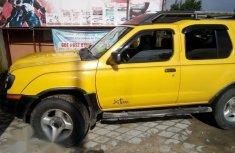 Neat Nissan Xterra 2003 Yellow