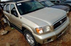 Nissan Pathfinder 2003 Gold for sale