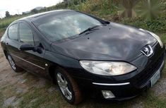 Peugeot 407 2007 Black for sale