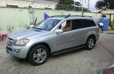 Clean Mercedes Benz GL450 2009 Gray
