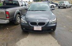 BMW 530i 2008 Black for sale
