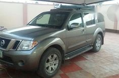 Clean Nissan Pathfinder 2007 Brown