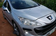 Sweet Clean And Galant Peugeot 308 2008 Gray