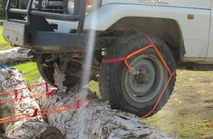 How to kickstart your stalling car with a rope