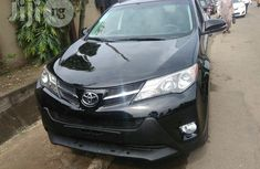Toyota RAV4 2015 Black for sale