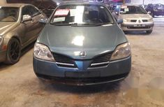 Clean Nissan Primera 2004 Blue