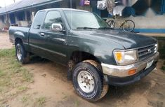 Toyota Tacoma T100 2002 Black for sale