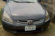 Clean Honda Accord 2004 Blue for sale