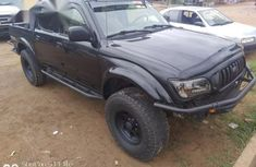 Foreign Used Toyota Tacoma 2004 Black For Sale