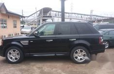 Neatly Used Range Rover Sport 2014 Black