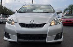 2006 Toyota Matrix Silver For Sale