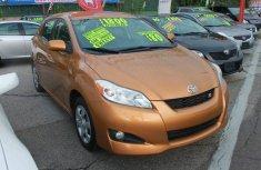 2006 Toyota Matrix Orange For Sale