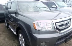 2007 Honda Pilot Grey For Sale