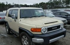 Toyota FJ Cruiser for sale 2012