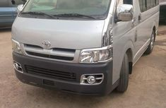 Very clean Toyota HiAce 2005 Silver for sale