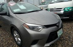 Toyota Corolla 2014 Brown for sale