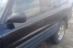 Toyota Rav4 1998 Black for sale
