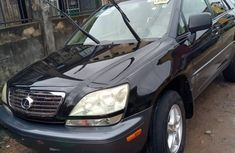 Lexus Rx300for 2002 Black Sale Full Options