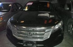 Honda Accord Crosstour 2013 Black