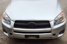 Toyota RAV4 2011 Silver For Sale