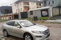 Honda Crosstour 2010 Gray for sale