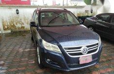 Volkswagen Tiguan 2.0 Tsi 2010 Blue