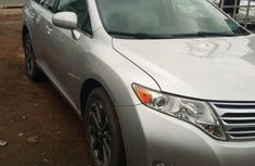 Toyota Venza 2012 Silver for sale