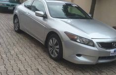 Handa Accord Coupe 2008 Silver