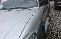 Toyota Land Cruiser Prado 1998 Silver for sale