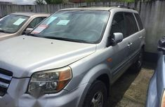 Honda Pilot 2005 Silver for sale