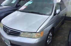 Honda Odyssey 2004 Silver for sale