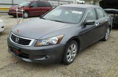 Honda Accord 2007 Grey for sale