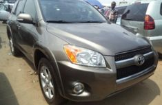 Toyota Rav4 2007 Grey for sale