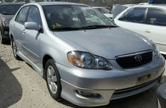 Toyota Corolla 2008 Silver for sale