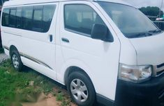 Toyota Hiace Bus 2013 for sale
