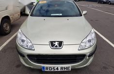 Used Peugeot 407 2005 Brown for sale
