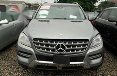Mercedes-benz Ml350 2015 Gray