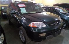 Acura MDX 2001 Green for sale