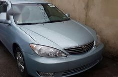 Toyota Camry 2006 Blue for sale