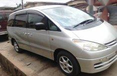 Toyota Previa 2001 Silver for sale